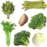 Verduras desintoxicantes