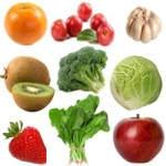 ¿Qué frutas y verduras contienen más antioxidantes?