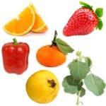 ¿Cómo se manifiesta la falta y exceso de vitamina C en el organismo?