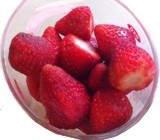 ¿Cuántas fresas es recomendable comer al día?
