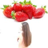 Para que sirven los remedios caseros de fresas en el cabello