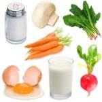 ¿En qué alimentos podemos encontrar cloro?