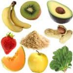 Fuente alimenticia de donde se obtiene el potasio
