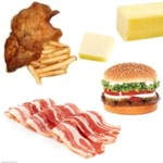 Como bajar la ingesta de grasa saturada en nuestras comidas
