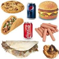 Alimentos que se deben evitar consumir en exceso