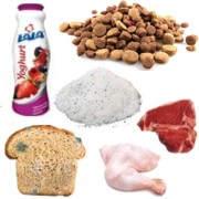 Cosas que nunca hay que comer