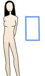¿Cuáles son los tipos de cuerpo de una mujer?
