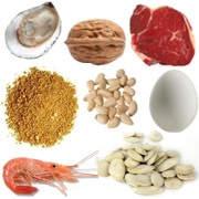 Como actúa el zinc en la piel