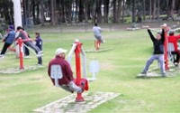 ¿En qué consisten las actividades al aire libre?
