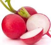 Jugo de rábano y comer rábanos limpian el hígado