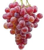 Las uvas son efectivas para limpiar el organismo