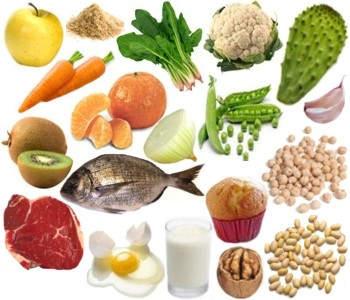 Qu alimentos debemos consumir para nutrirnos qu for Comidas con d