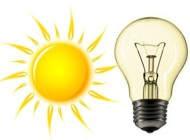Porque es mejor la luz natural que la artificial