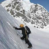 Lo bueno del alpinismo