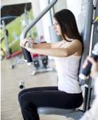 ¿Es malo ir mucho al gimnasio?