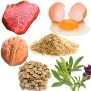 Fuente alimenticia de donde se obtiene el hierro