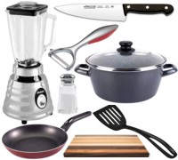 Utensilios y cosas que se necesitan en una cocina