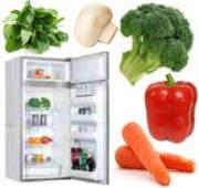 Como conservar las verduras frescas dentro y fuera del refrigerador