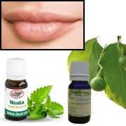 Receta de menta y alcanfor para mejores labios