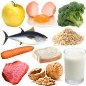 Alimentos para el mejoramiento del cuerpo humano