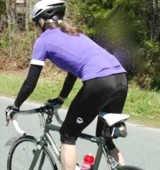 Beneficios estéticos del ciclismo