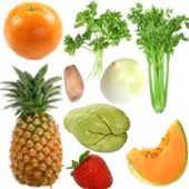 Frutas y verduras para la mala circulación