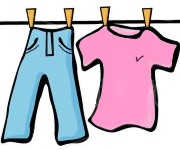 ¿Es malo ponerse ropa mojada?