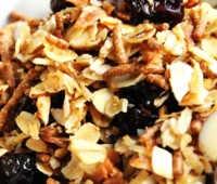 Función de la granola en el organismo