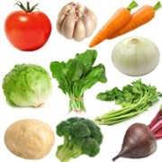 Alimentos considerados hortalizas