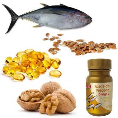Función del omega 3 en el organismo