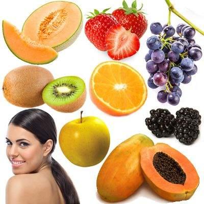 Frutas que nos hidratan ¿Qué frutas sirven para hidratar la piel?