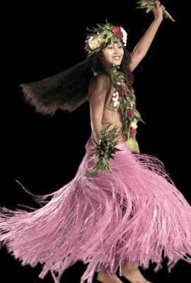 Danza tahitiana