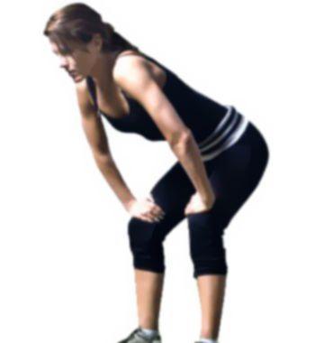 Principales síntomas de mala forma física