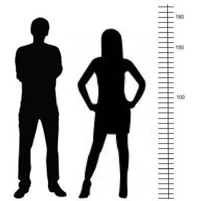 Disminuir mi estatura