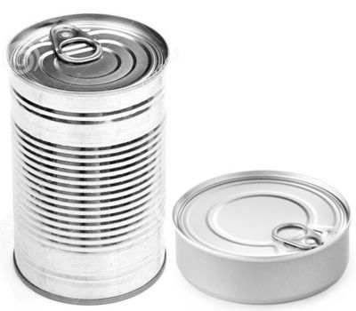 ¿Si consumimos alimentos enlatados?