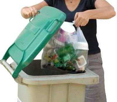 Beneficios de recoger la basura