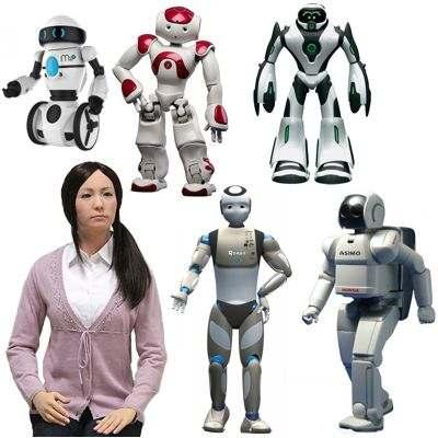 ¿Un robot puede ser considerado un ser vivo?