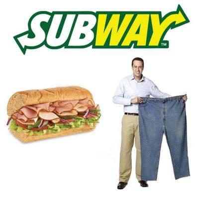 ¿En qué consiste la dieta subway?