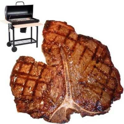 Beneficios de asar la carne y la comida