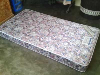 ¿Es malo comprar y usar un colchón usado?