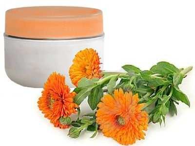 Propiedades curativas y beneficios de la crema de caléndula