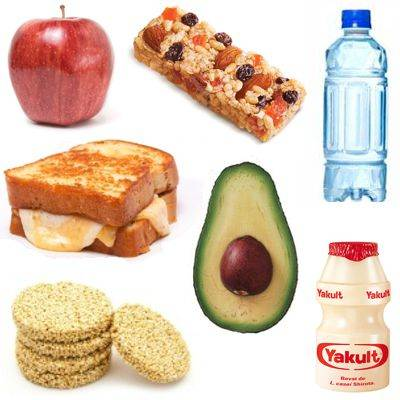 Beneficios de un lunch saludable