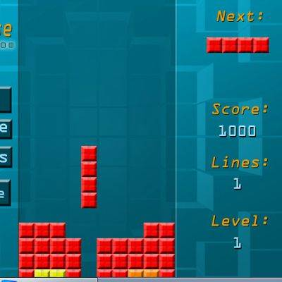 ¿Para qué sirve jugar tetris?