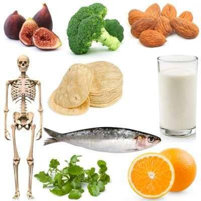 Alimentos del plato del buen comer que ayudan a fortalecer los huesos