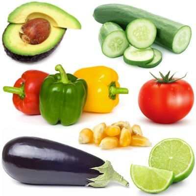 Frutas que se confunden con verduras