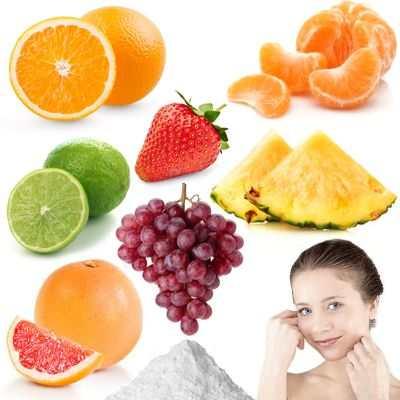Beneficios de una mascarilla exfoliante de cítricos para la piel