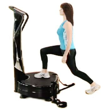 Beneficios de la plataforma vibratoria power plate