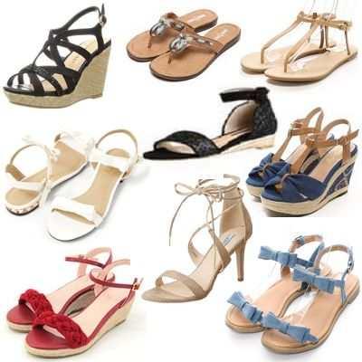 Beneficios de usar sandalias