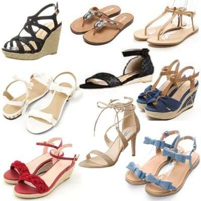Ventajas de usar sandalias