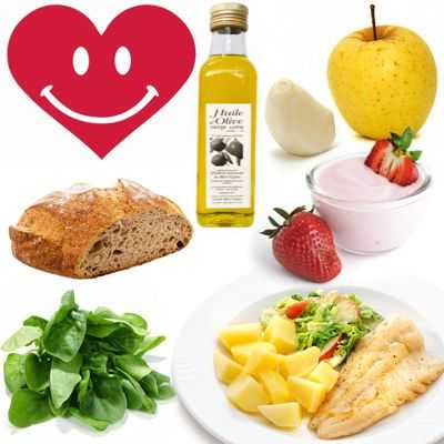Porque la alimentación es la base de un corazón sano